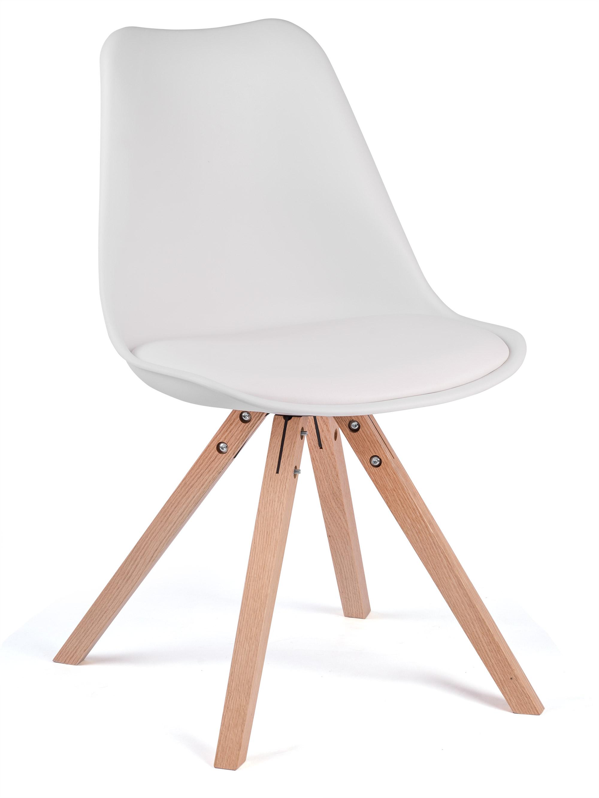 Zupełnie nowe Krzesło nowoczesne skandynawskie Sofotel Verde białe ZX53